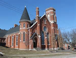ORILLIA PRESBYTERIAN CHURCH